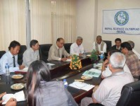 NeSO meeting of Advisors, Committee members and general members in 2012