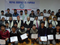 Science Olympiad 2014 Prize Distribution at Islington College