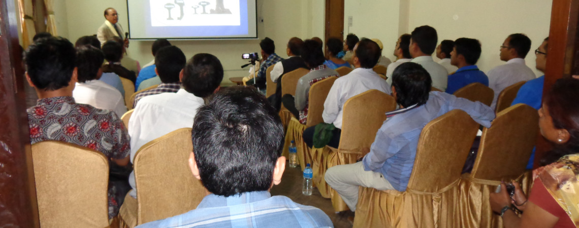 'Meteorology and Ecology of Himalayan Region of Nepal' a monthly scientific talk program