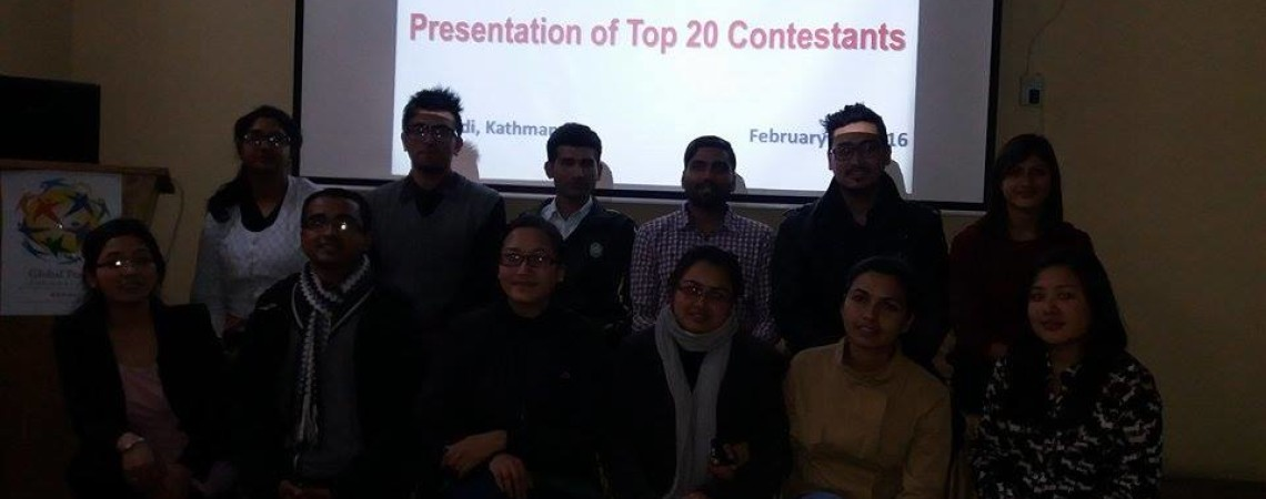 Selection of top 10 contestants of Environment Olympiad Season 2015/2016